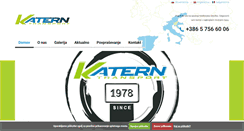 Preview of katern-transport.si